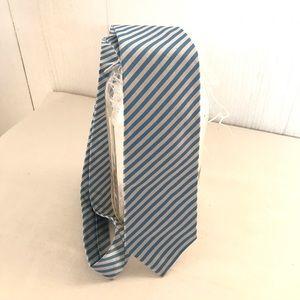 Ben Silver silk tie